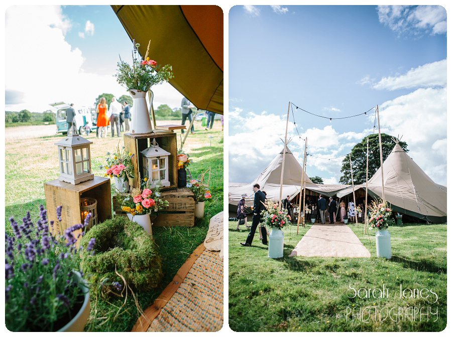 Wedding photography North Wales, Tipi weddings, sarah Janes Photography, Quirky wedding photography_0039