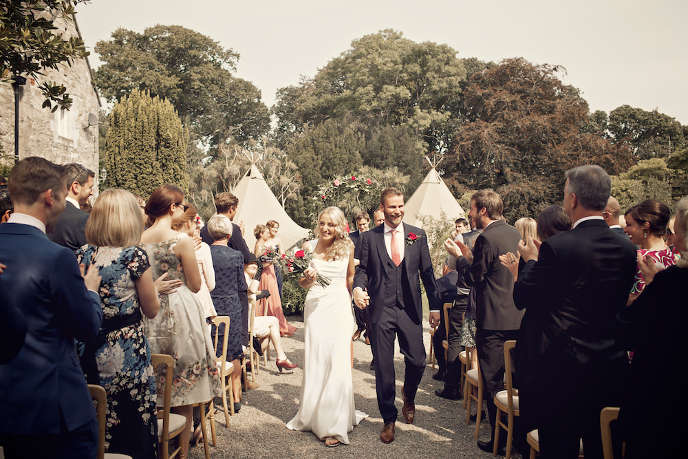 Tipi Wedding Anglesey